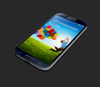 Samsung Galaxy S4 Low Poly
