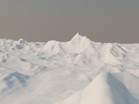 topology mount everest 3d model