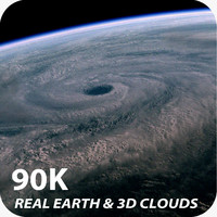 90K Real Earth