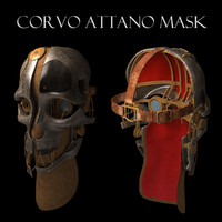 mask corvo attano max