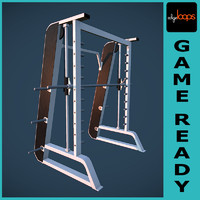 3d hammer strength smith machine