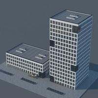 condo building realistic max