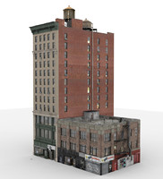 nyc buildings 3d ma
