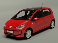 Volkswagen Up! 5 door 2013