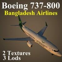 3ds max boeing 737-800 bbc