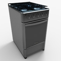 stove ww5331s 3d model