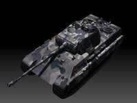3d panther tank