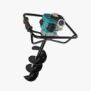 Auger Drill 3D models