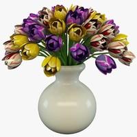 max tulips vase