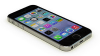 iphone 5s res 3d model