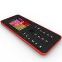Nokia 107 3D models
