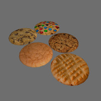 3d cookies