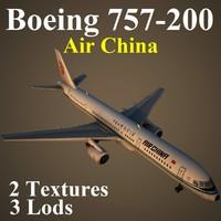 boeing 757-200 cca max