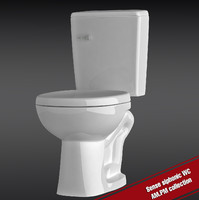 3d model of bathroom tap pm