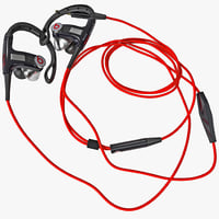 3d sport headphones powerbeats