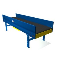 trash conveyor 3d model