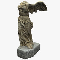 winged victory samothrace max
