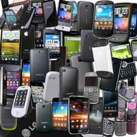 phones - 31 3d model