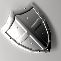 knights shield 3d 3ds