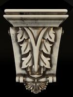 3d model pilastra