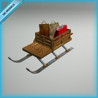 snow sledge christmas max