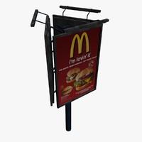billboard adv 3d max