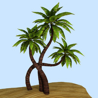exotic tree 3ds
