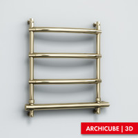 3d towel rail