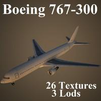 boeing 767-300 max