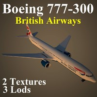 boeing 777-300 baw max