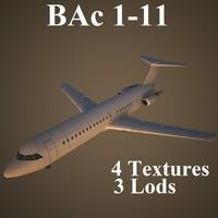 british aerospace 3d model
