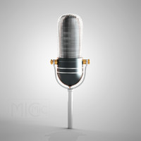 microphone mic 3d 3ds