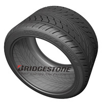 realistic car tire 3d 3ds
