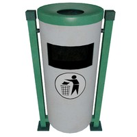 dustbin m-01 3d max