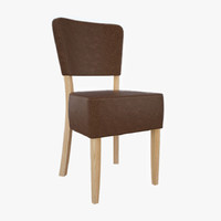 3d model l bernkop chair