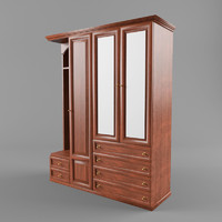 3d max cupboard