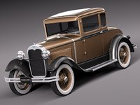 Ford Model A Coupe 1928-1931
