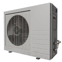 air conditioner m-01 3d max