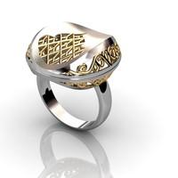 ring- 3d 3dm