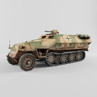 sd kfz 251 3ds