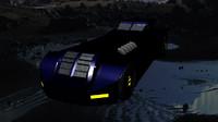 3dsmax batman series batmobile