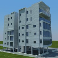 3ds max buildings 1