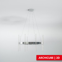 3d model of ceiling lamp