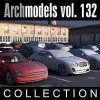 3d archmodels vol 132 cars