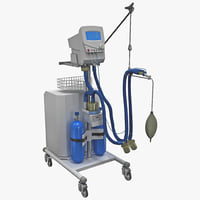 Artificial Lung Ventilation Device Raphael