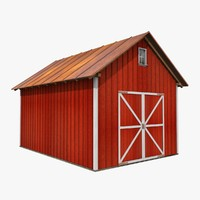 max red barn small