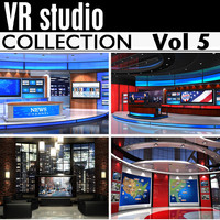news studios collections obj