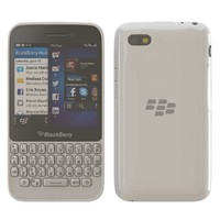 blackberry q5 white 3d obj