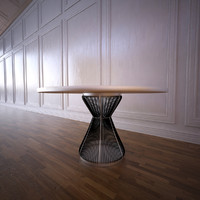 3d hide table