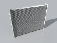 3ds max internal radiator